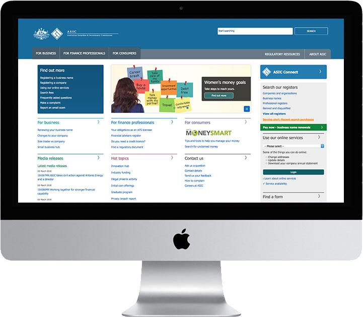 www.asic.gov.au